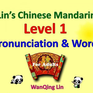 Lin's Chinese Mandarin - for Adults - Level 1